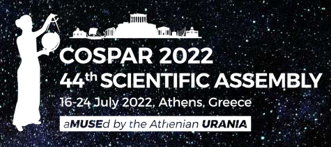 44th Scientific Assembly of the Committee on Space Research (COSPAR) and Associated Events
